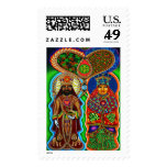 King n Queen  Stamps