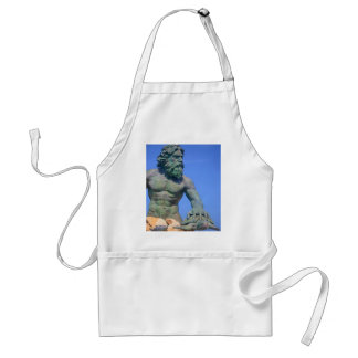 King Neptune by Shirley Taylor Adult Apron