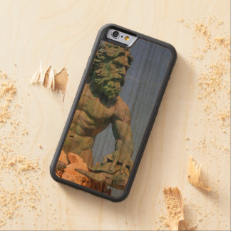 King Neptune by Shirley Taylor Carved Cherry iPhone 6 Bumper Case