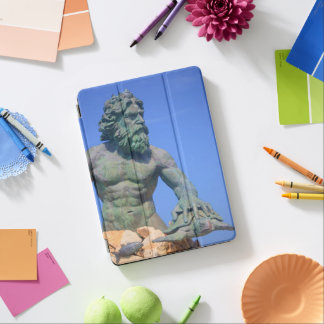 King Neptune by Shirley Taylor iPad Air Cover