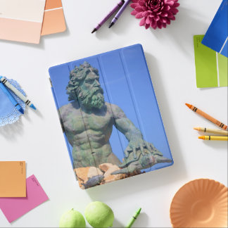 King Neptune by Shirley Taylor iPad Smart Cover