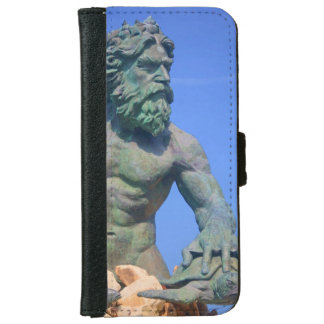 King Neptune by Shirley Taylor Wallet Phone Case For iPhone 6/6s