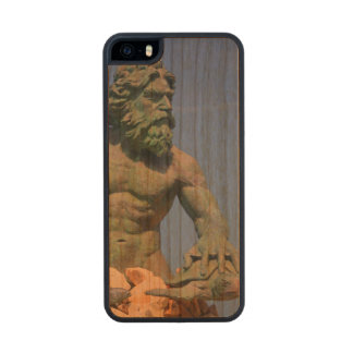 King Neptune by Shirley Taylor Wood iPhone SE/5/5s Case