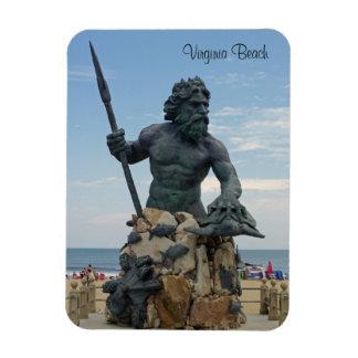 King Neptune Magnet