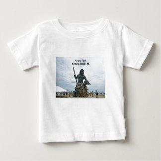 King Neptune Park, Virginia Beach, VA Baby T-Shirt