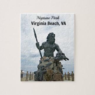 King Neptune Park, Virginia Beach, VA Puzzle