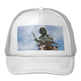 King Neptune Virginia Beach Statue Trucker Hat