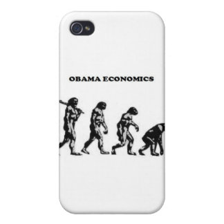 King Obama-Not! iPhone 4 Cover