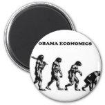 King Obama-Not! Refrigerator Magnets