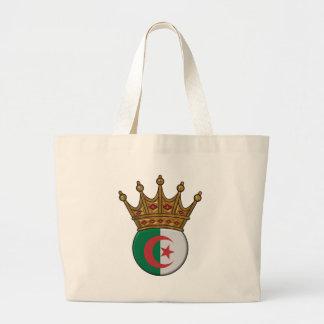 King Of Algeria Jumbo Tote Bag