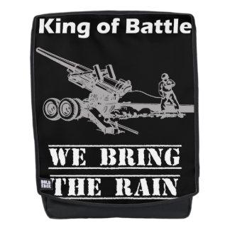 King of Battle - Field Artillery - Bring the Rain Backpack