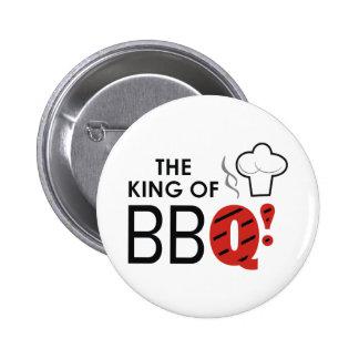 KING OF BBQ PINS
