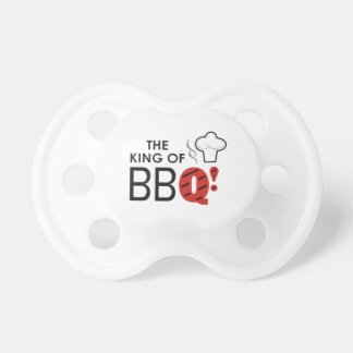 KING OF BBQ BooginHead PACIFIER