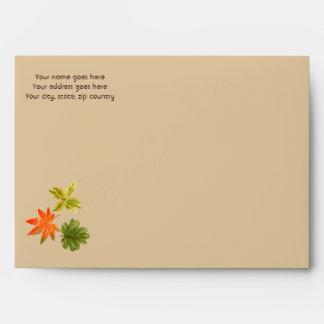 King Of Beasts Envelope
