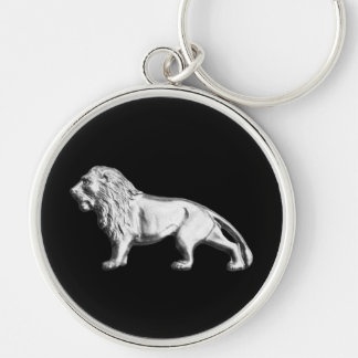 King of Beasts Keychain