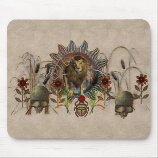 King Of Beasts Mousepads