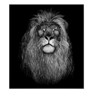 King Of Beasts Poster