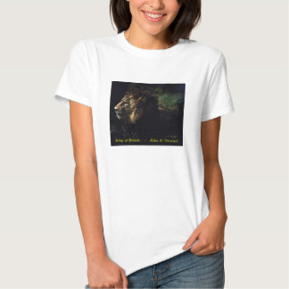 King of Beasts T Shirt