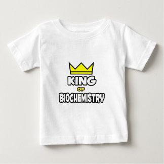 King of Biochemistry Baby T-Shirt