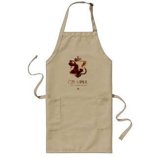 King of bull long apron