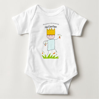 King Of Carrot Flowers Shirts