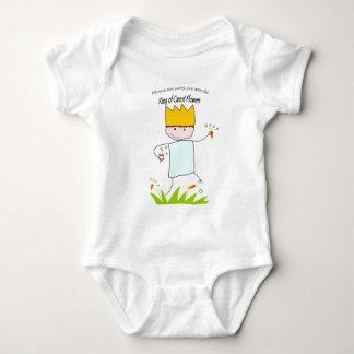 King Of Carrot Flowers T Shirt