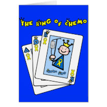 King of Chemo Card