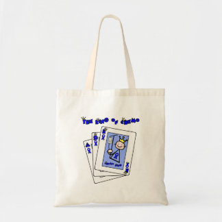 King of Chemo - Colon Cancer Tote Bag