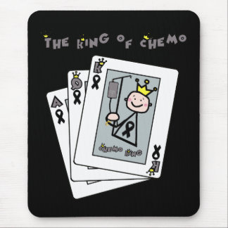 King of Chemo Mouse Pad