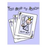 King of Chemo Postcard