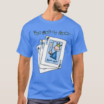 King of Chemo - Prostate Cancer T-Shirt