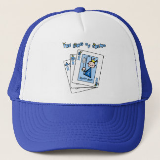 King of Chemo - Prostate Cancer Trucker Hat