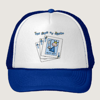 King of Chemo - Prostate Cancer Trucker Hat