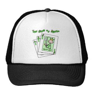 King of Chemo Trucker Hat