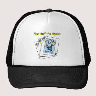 King of Chemo Trucker Hat