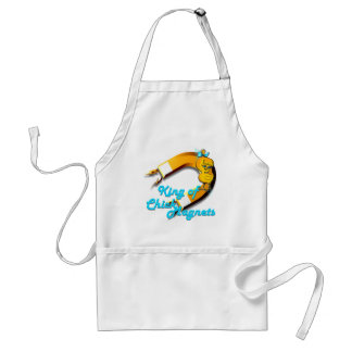 King of Chick Magnets Adult Apron