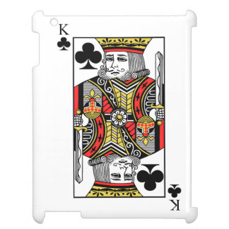 King of Clubs Cover For The iPad 2 3 4