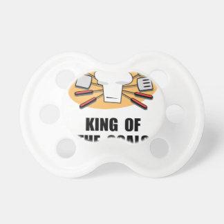 King Of Coals Pacifier