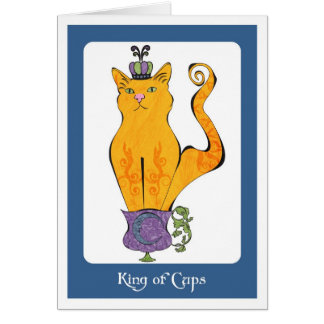 King of Cups Cards