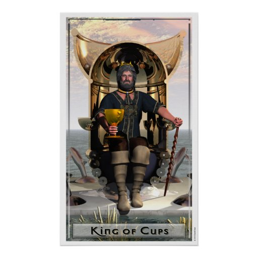 King of Cups Poster