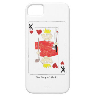 king of dads iphone case