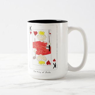 king of dads mug