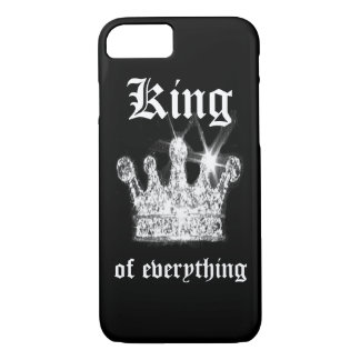 King of Everything Apple iPhone 7, Phone Case