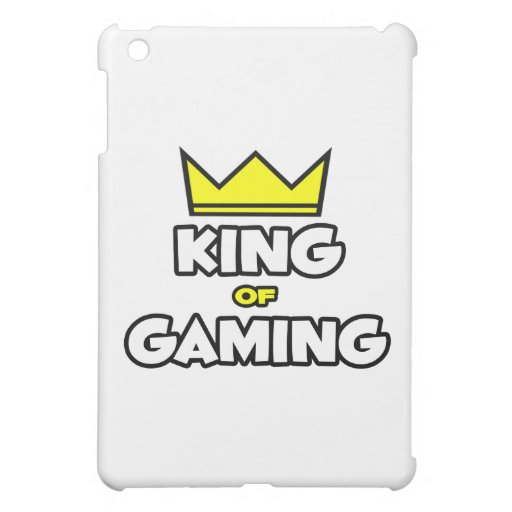 King of Gaming iPad Mini Cases