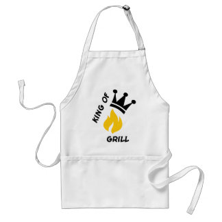King of Grill Adult Apron