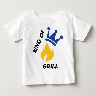 King of Grill Baby T-Shirt