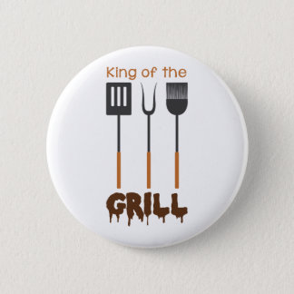 King Of Grill Button