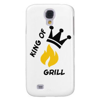 King of Grill Galaxy S4 Cases