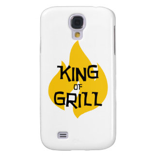 King of Grill Samsung Galaxy S4 Case
