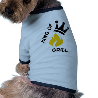 King of Grill Dog Tee
